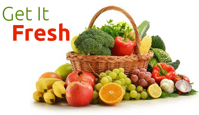 FRUIT & VEG Online Shopping & Delivery