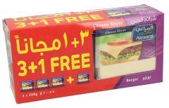 Al Marai Burger Cheese Slices