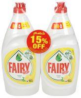 Fairy Lemon Liquid Dishwasher