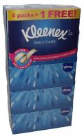 Kleenex Daily Care Hand And Facial Tissue
