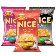 Kitco Nice Assorted Potato Chips 2+1 Free