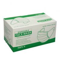 3 Ply Disposable Face Mask Pack