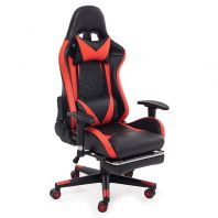 Multi Function Red Gaming Chair