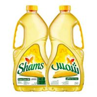 Shams Pure Corn Oil Twin Pack