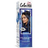 Wella Color By You Blue Sappire One Wash-Away Color Gel