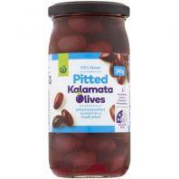 Woolworths Greek Pitted Kalamata Olives