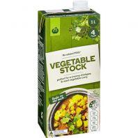 Woolworths Vegetable Liquid Stock