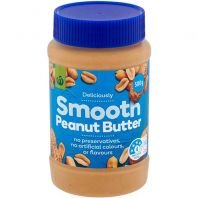 Woolworths Smooth Peanut Butter