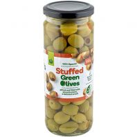 Woolworths Green Stuffed Olives