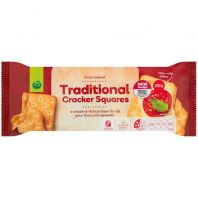 Woolworths Traditional Cracker Squares