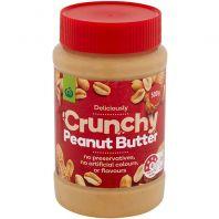 Woolworths Crunchy Peanut Butter
