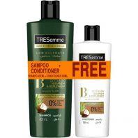 Tresemme Botanix Shampoo + Conditioner