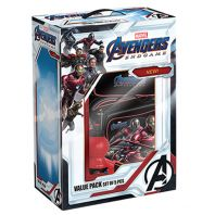 Marvel Avengers Value Pack Set of 5 Pieces
