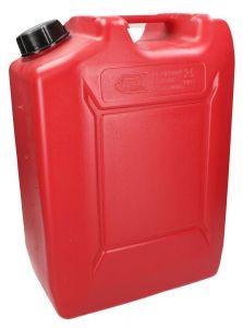 Kuwait Red Plastic Gallon