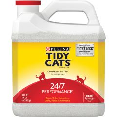 Purina Tidy Cats 24/7 Performance Clumping Litter For Cats