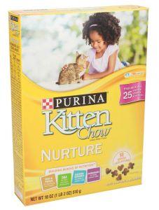 Purina Nurture Kitten Chow
