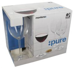 Montana Pure Juice Glass Set