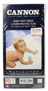 Cannon Baby Mattress Cover Protector 70x130cm |?sultan-center.com????? ????? ???????