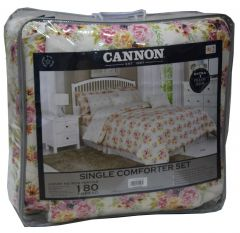Cannon Assorted Twin Size Comforter Set