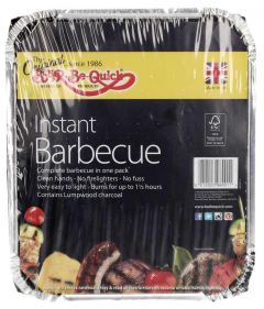 Bar-Be-Quick Complete Instant Barbecue Girll 1set | sultan-center.com مركز سلطان اونلاين