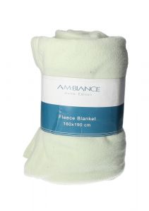 Ambiance Fleece Blanket 160x190cm |?sultan-center.com????? ????? ???????