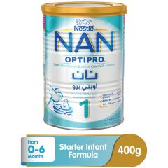 NAN Protect Start 1 Starter Infant Cow Based Milk Formula With Iron