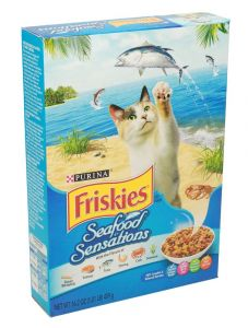 Purina Friskies Seafood Sensations Cat Food