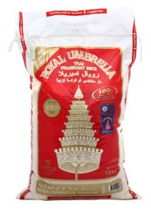 Royal Umbrella Thai Fragrant Rice 10Kg |?sultan-center.com????? ????? ???????