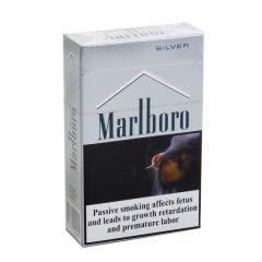 Marlboro Silver Filter Cigarettes  20Pcs |?sultan-center.com????? ????? ???????