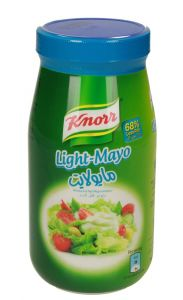Knorr Mayonnaise Light 68% Less Fat