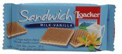 Loacker Milk Vanilla Crispy Wafer