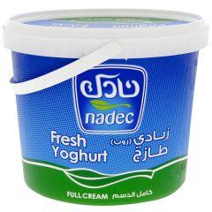 Nadec Full Fat Yoghurt