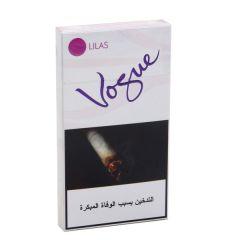 Vogue Super Slim Lilas Cigarettes 20Pcs |sultan-center.comمركز سلطان اونلاين
