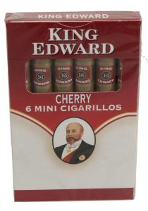 King Edward Cherry Mini Cigarillos