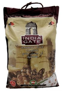 India Gate Classic Indian Basmati Rice 5Kg |?sultan-center.com????? ????? ???????