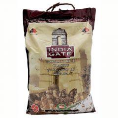 India Gate Classic Indian Basmati Rice 5Kg |sultan-center.comمركز سلطان اونلاين