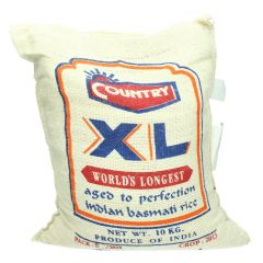 Country XL Indian Basmati Rice