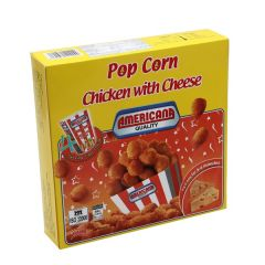Americana Pop Corn Chicken With Cheese 400G | sultan-center.com مركز سلطان اونلاين