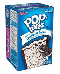 Kellogg's Frosted Cookies & Creme Pop Tarts