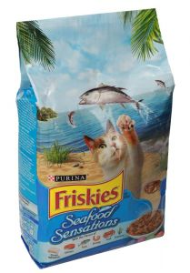 Purina Friskies Shrimp Flavoured Seafood Sensations
