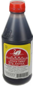Silver Swan Soy Sauce