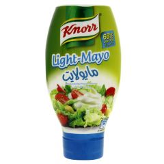 Knorr Reduced Fat Light-Mayo 532Ml |?sultan-center.com????? ????? ???????