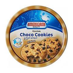 Americana Premium Chocolate Cookies