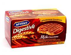 Mcvities Digestive Milk Chocolate Biscuits 200G  sultan-center.comمركز سلطان اونلاين