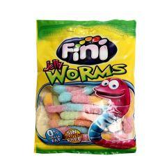 Fini Worms Gummy Jellies 100G |?sultan-center.com????? ????? ???????