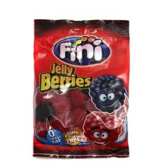 Fini Black Berry Gummy Jellies 100G |?sultan-center.com????? ????? ???????