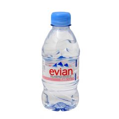 Evian Mineral Water Bottle  330Ml X 24Pcs |?sultan-center.com????? ????? ???????