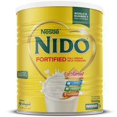 Nestle Nido Fortified Full Cream Milk Powder Can