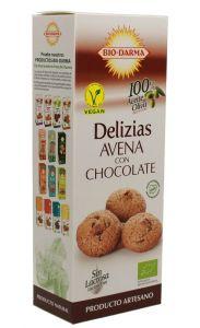 Bio Darma Oatmeal with Chocolate Biscuit