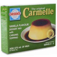 Green's The Original Carmelle Vanilla Flavor 70G |?sultan-center.com????? ????? ???????